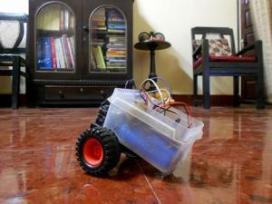 Newborn Robot